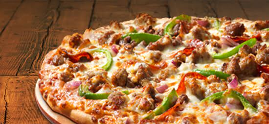 $3 OFF LG PIZZA AFTER 8PM